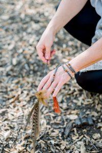 yoga healing sound therapy meditation sharing circle transformation